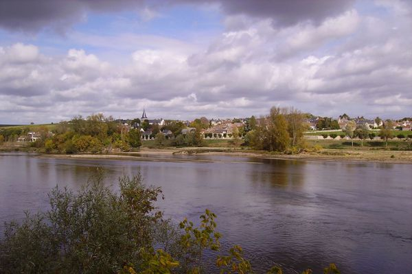 Pouilly-sur-Loire dans la Nièvre