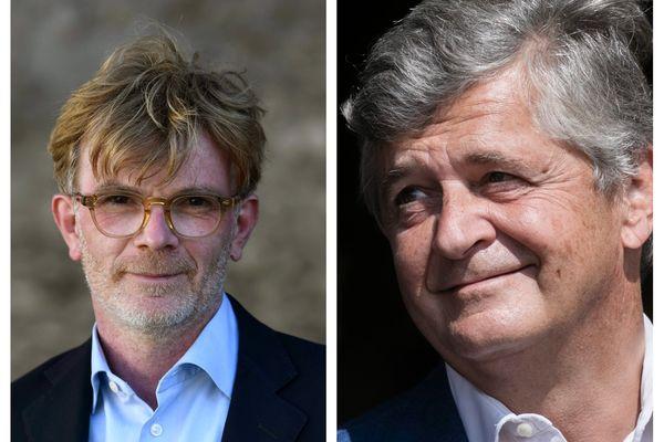 Marc Fesneau, candidat MODEM/LREM présentera sa liste au second tour des élections régionales, il n'a pas réussi à s'entendre avec le candidat LR, Nicolas Forissier, arrivé en tête de la droite républicaine.