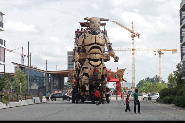 Le Minotaure à Toulouse-Montaudran