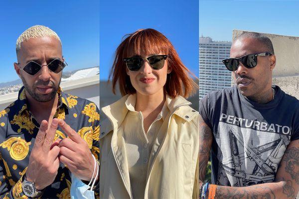 """Naps, Suzanne, Mat Bastard invité dans """"Du son sur les toits"""", la nouvelle émission musicale de France 2 en escale à Marseille au MaMo sur le toit du célèbre Le Corbusier."""