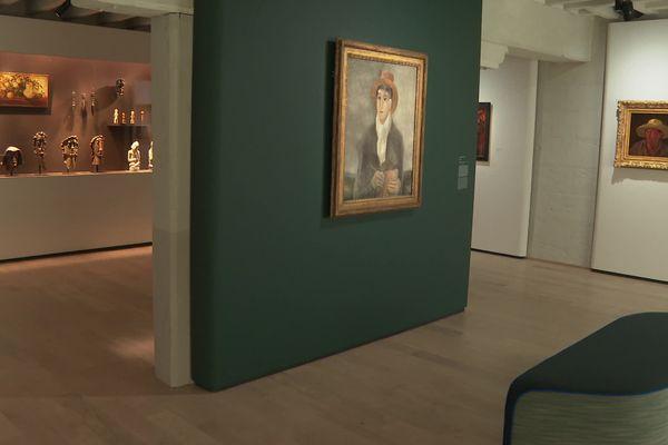Le musée d'art moderne Fontevraud