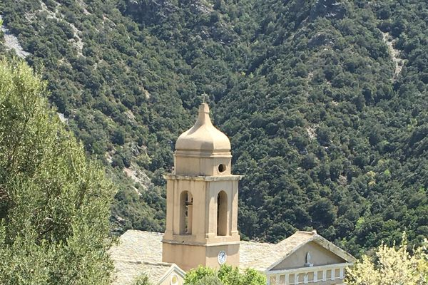 Eglise San Cesariu, Olmeta di Capi Corsu