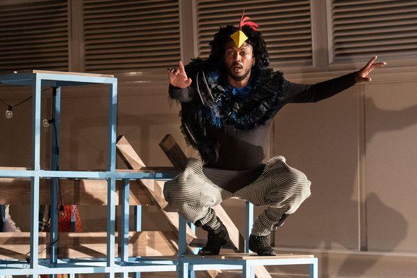 Anas Seguin, Baryton, interprête Maurice Le Coq.