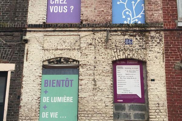 86, rue Marie Buisine : à partir de 68 000 euros de travaux.