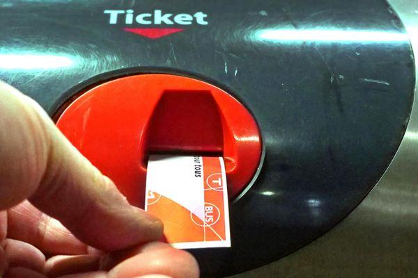 Le prix du ticket de métro reste à 1,90€ au 1er janvier 2021.