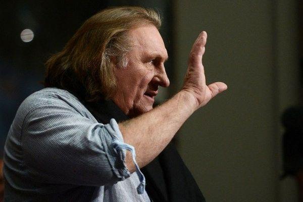 Gérard Depardieu a plié bagages pour s'installer à Néchin en Belgique.