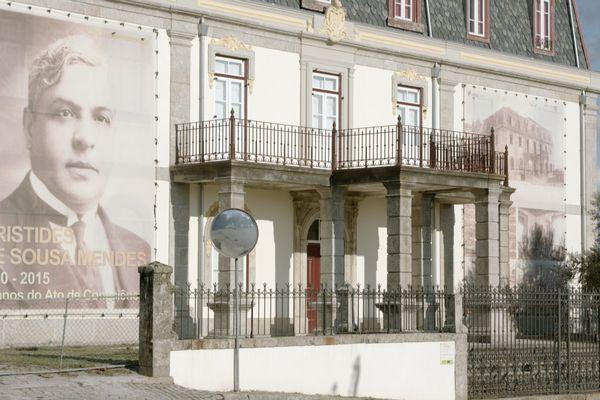 La maison d'Aristides de Sousa Mendes