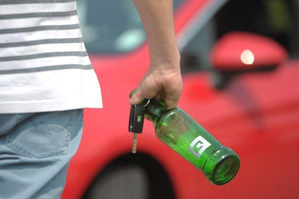 Boire ou conduire, il faut choisir.