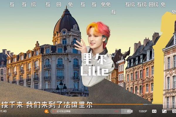 La vidéo, postée sur le réseau social chinois Weibo, a été vue près de 3 millions de fois en quelques jours seulement.