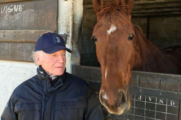 Roger Baudron, plusieurs fois tête de liste des drivers, a compté plus de cent chevaux dans son effectif.