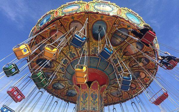 La vie est un carrousel...
