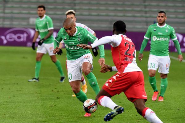 30e journée de Ligue 1: Saint-Etienne écrasé par Monaco (0-4) - 19/3/21