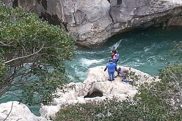 Les plongeurs de la gendarmerie recherchent toujours le corps du nageur disparu - archives