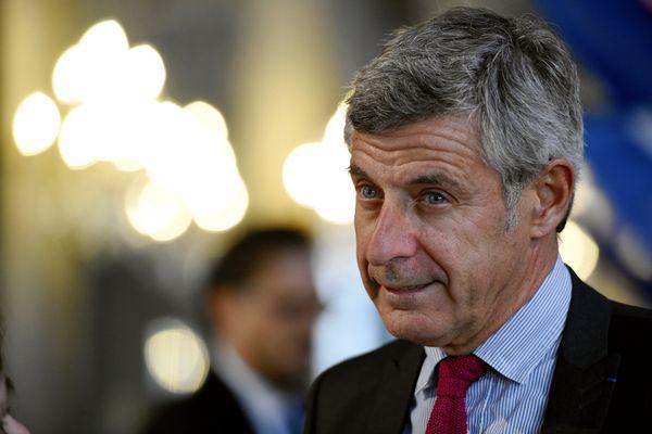 Jean-Luc Bohl est candidat à un troisième mandat à la tête de Metz métropole