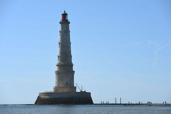 Le phare de Cordouan est candidat au Patrimoine Mondial de l'Unesco.