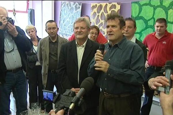 Johnny Clegg à Equeurdreville en 2010