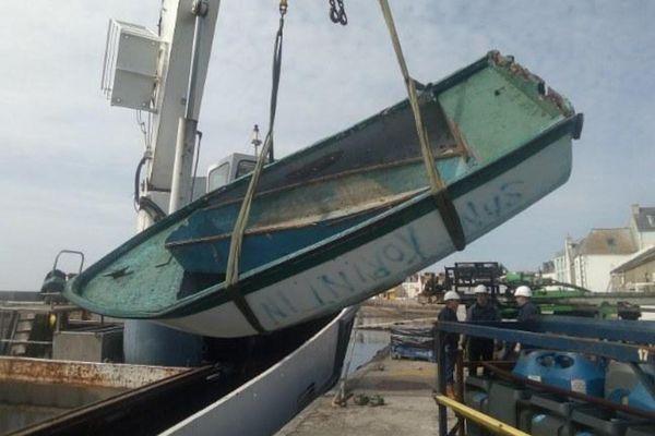 Les bateaux en fin de vie seront recyclés à Brest.