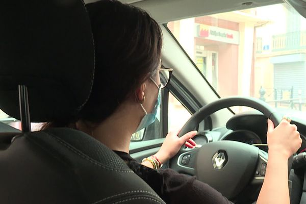 Pour l'instant, les cours de conduite se poursuivent à Montpellier.