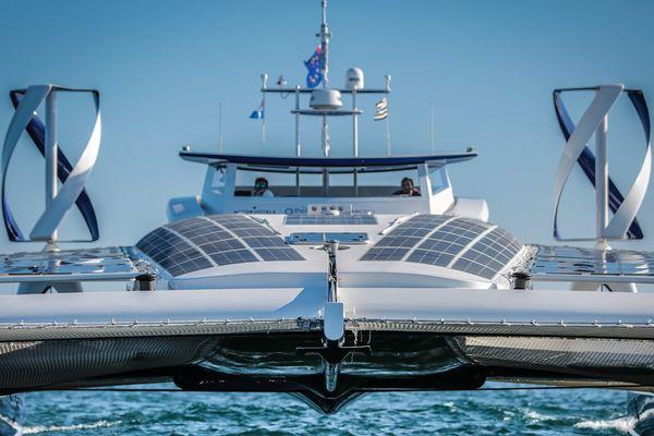 L'energy Observer : le bateau du futur