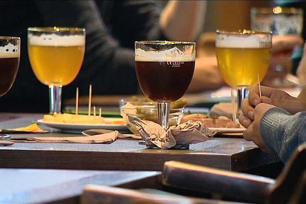 Les bières de l'abbaye de Saint-Sixtus à Westvleteren comptent parmi les plus prisées.
