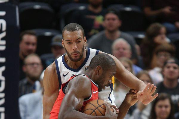 Le pivot des Utah Jazz est le leader d'une jeune et talentueuse équipe qui peut aller loin en play-offs, à défaut de pouvoir viser le titre.
