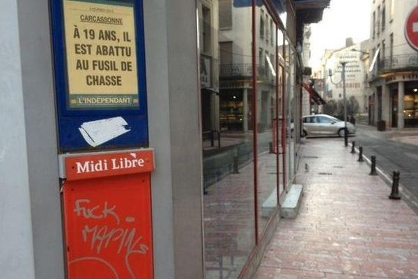 Midi Libre n'a plus de rédaction à Carcassonne
