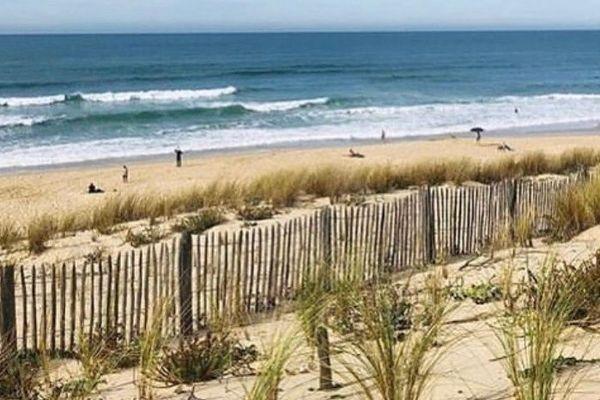 Lacanau, la plage où la place ne manque pas - ARCHIVES -