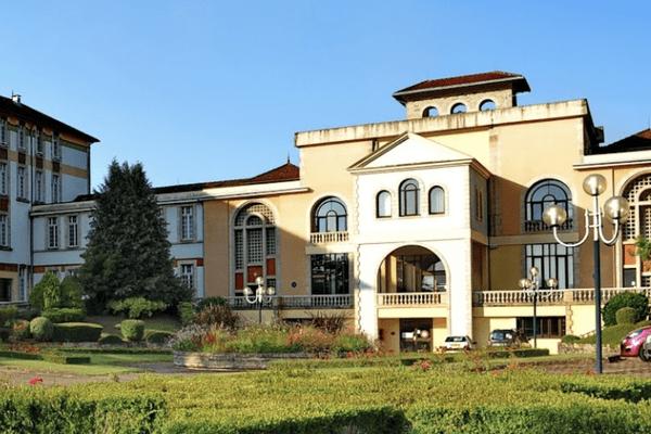 Centre hospitalier Sainte-Marie à Rodez (Aveyron).