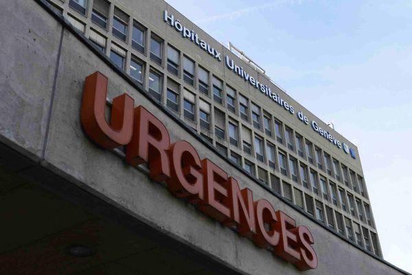 La victime, hospitalisée à Genève, est décédée dans la nuit