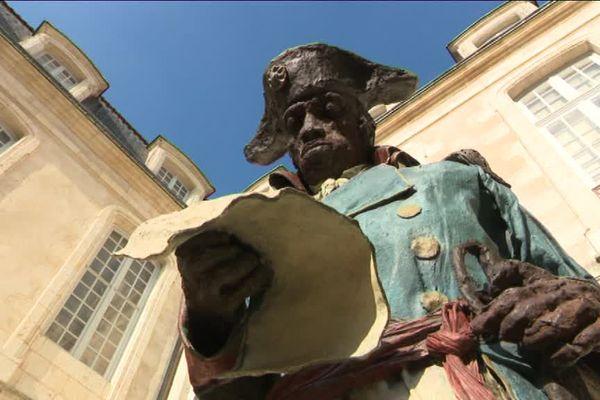 Le Musée du nouveau monde à La Rochelle relate l'histoire de port négrier de la ville.