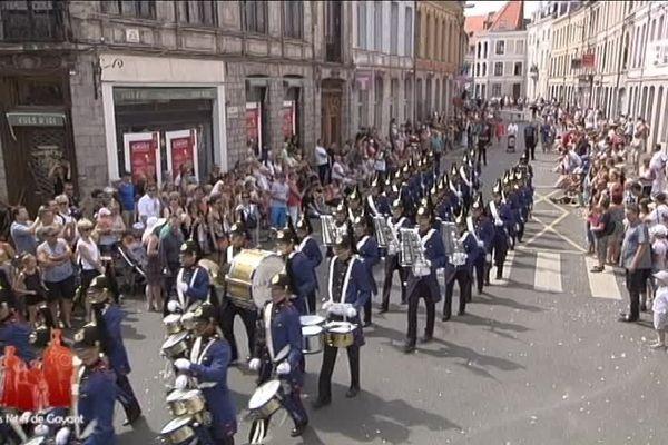 7 - Des Lyres dans les Piccolos, fanfare néerlandaise Pasveer