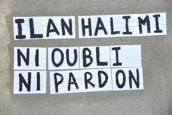 Hommage parisien aujourd'hui 15 ans après l'assassinat d'Ilan Halimi