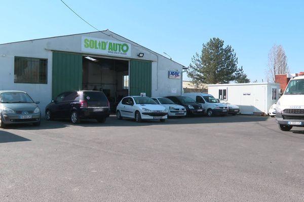 A Saintes Solid'Auto services propose des voitures de location à bas prix depuis ce 1er mars 2021.