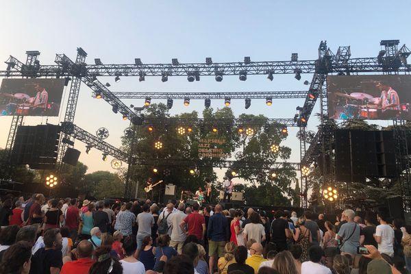 Malgré l'annulation du festival, Marseille Jazz des cinq continents donne rendez-vous à son public dans plusieurs lieux mythiques de Marseille pendant tout l'été. Ici l'édition 2019.