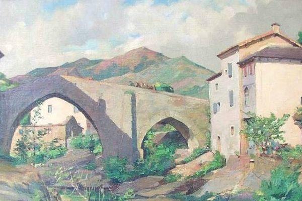 Le Vieux Pont de Paul Christol