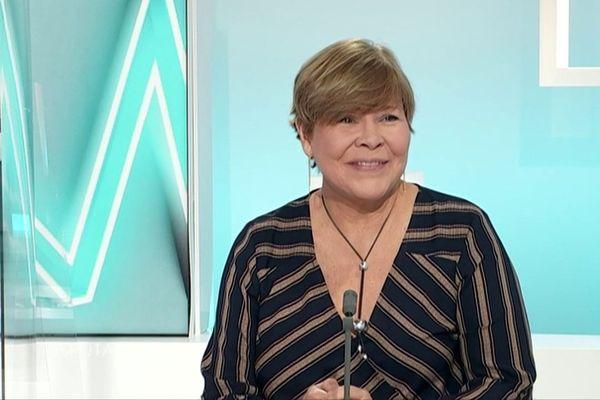 Monique Johnson, ancienne conseillère municipale EELV à Niort