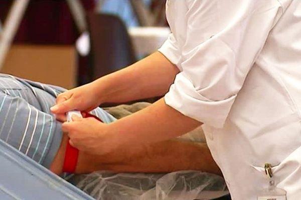 Les collectes de sang doivent continuer en dépit du confinement