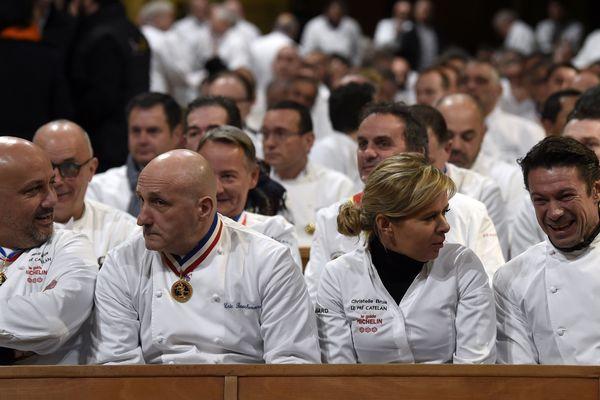 Christelle Brua du restaurant parisien Le Pré Catelan vient d'être sacrée meilleure pâtissière au monde.