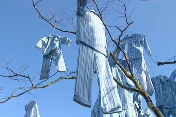 L'arbre à pyjama