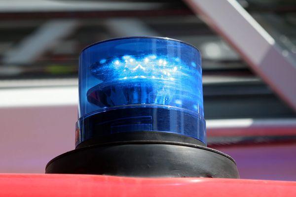 Les pompiers interviennent sur le site d'Axéréal depuis 10h ce jeudi matin.