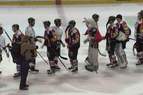 hockey-sur-glace : Amiens - Chamonix