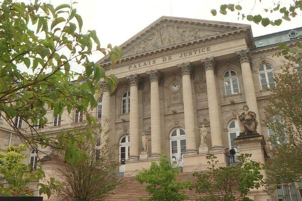 Palais de justice d'Amiens