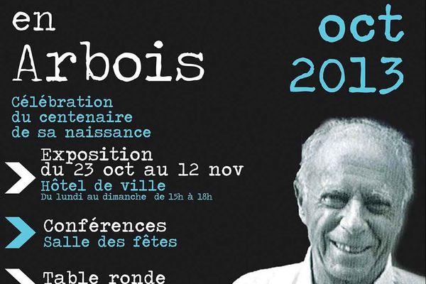 Arbois : trois jours autour de Claude Simon et de son oeuvre