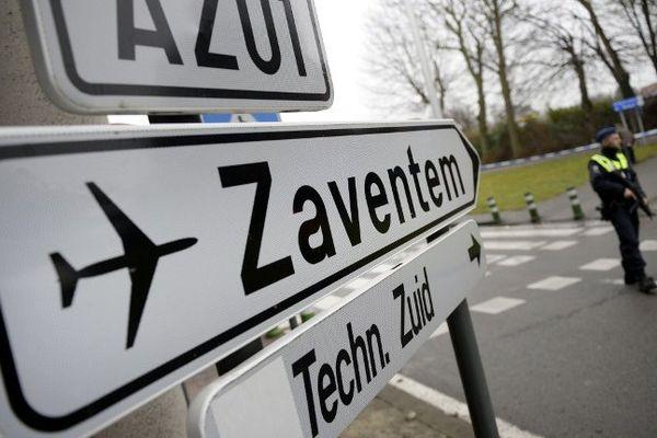 Les vols commerciaux ne reprendront pas à Zaventem avant dimanche.