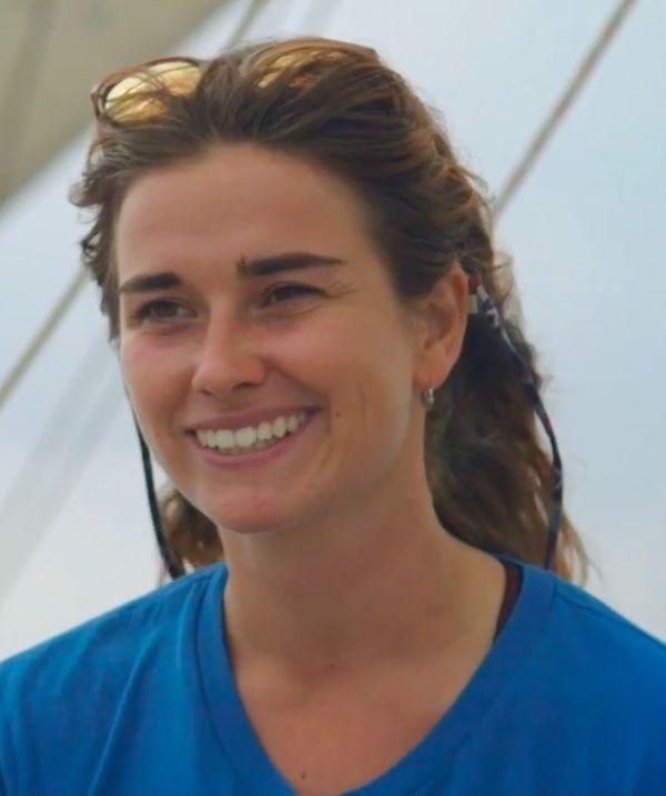 Nina, à bord du Kraken