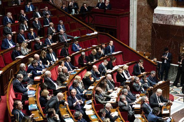 """L'Assemblée nationale a enregistré ce mardi la création d'un neuvième groupe parlementaire baptisé """"Ecologie, Démocratie, Solidarité""""."""