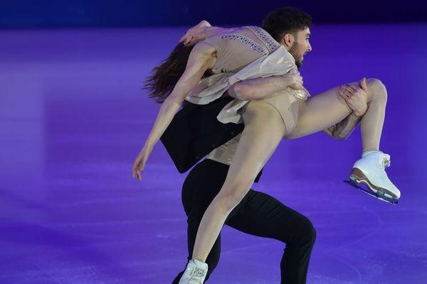 Le couple de patineurs clermontois Gabriella Papadakis et Guillaume Cizeron visaient un 5e titre mondial au Canada.