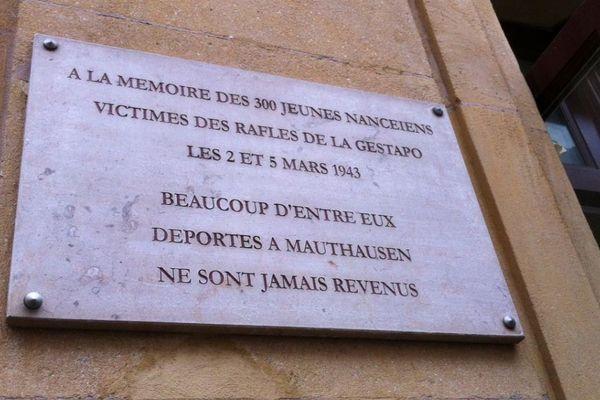 Les nancéiens se souviennent.