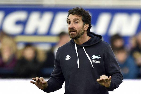 Vincent Etcheto est le nouveau manager sportif du club de rugby de Soyaux-Angoulême