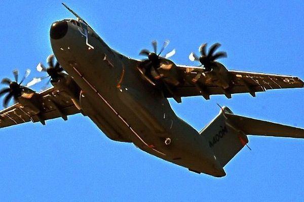 L'A400M s'est écrasé à Séville le 9 mai dernier